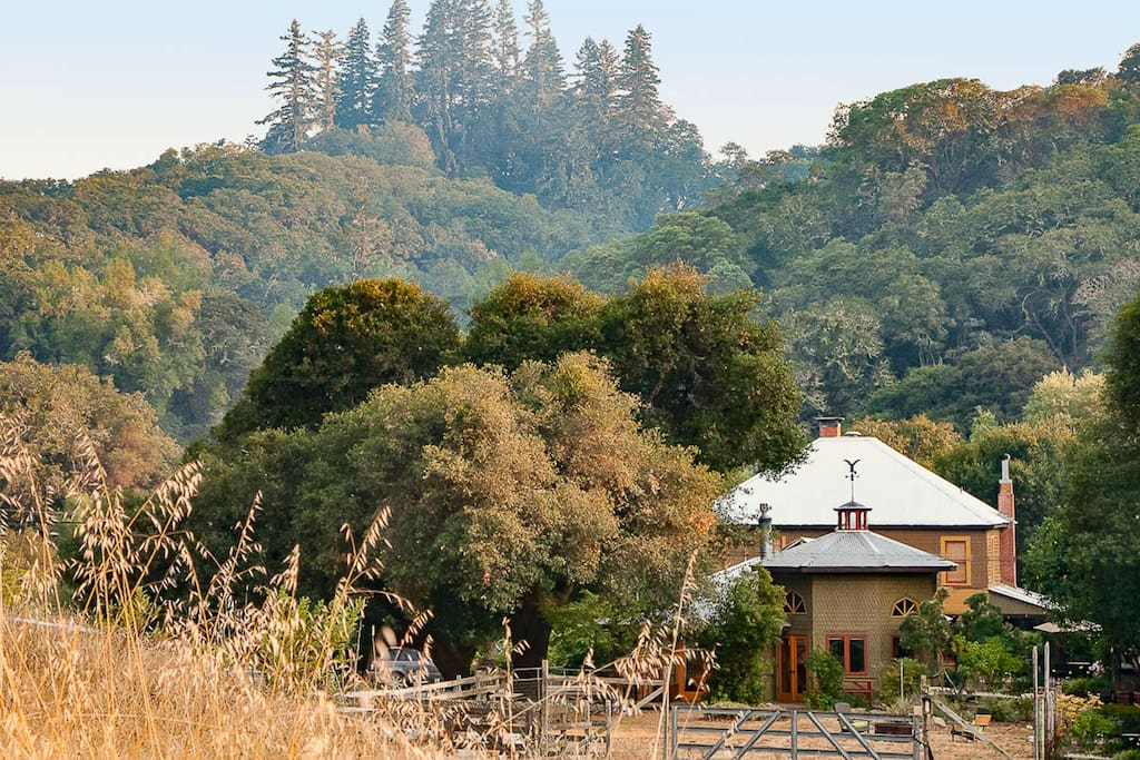 Bell Valley Retreat, California