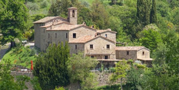 Villa in Umbria, Italy